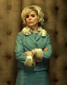 Pennywoth-Paloma-Faith-Blue-Fur-Collar-Coat