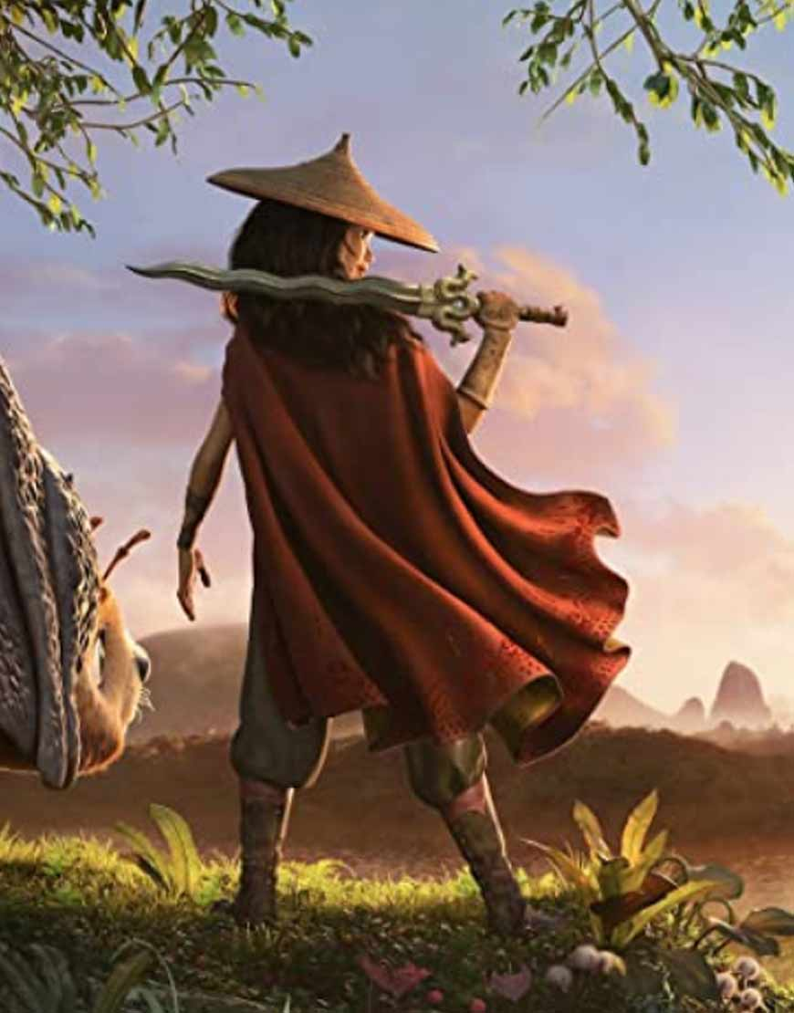 Raya-and-the-Last-Dragon-Raya-Red-Cloak-Coat