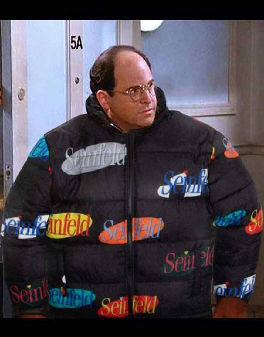 Seinfeld-Multi-Logo-Puffer-Jacket