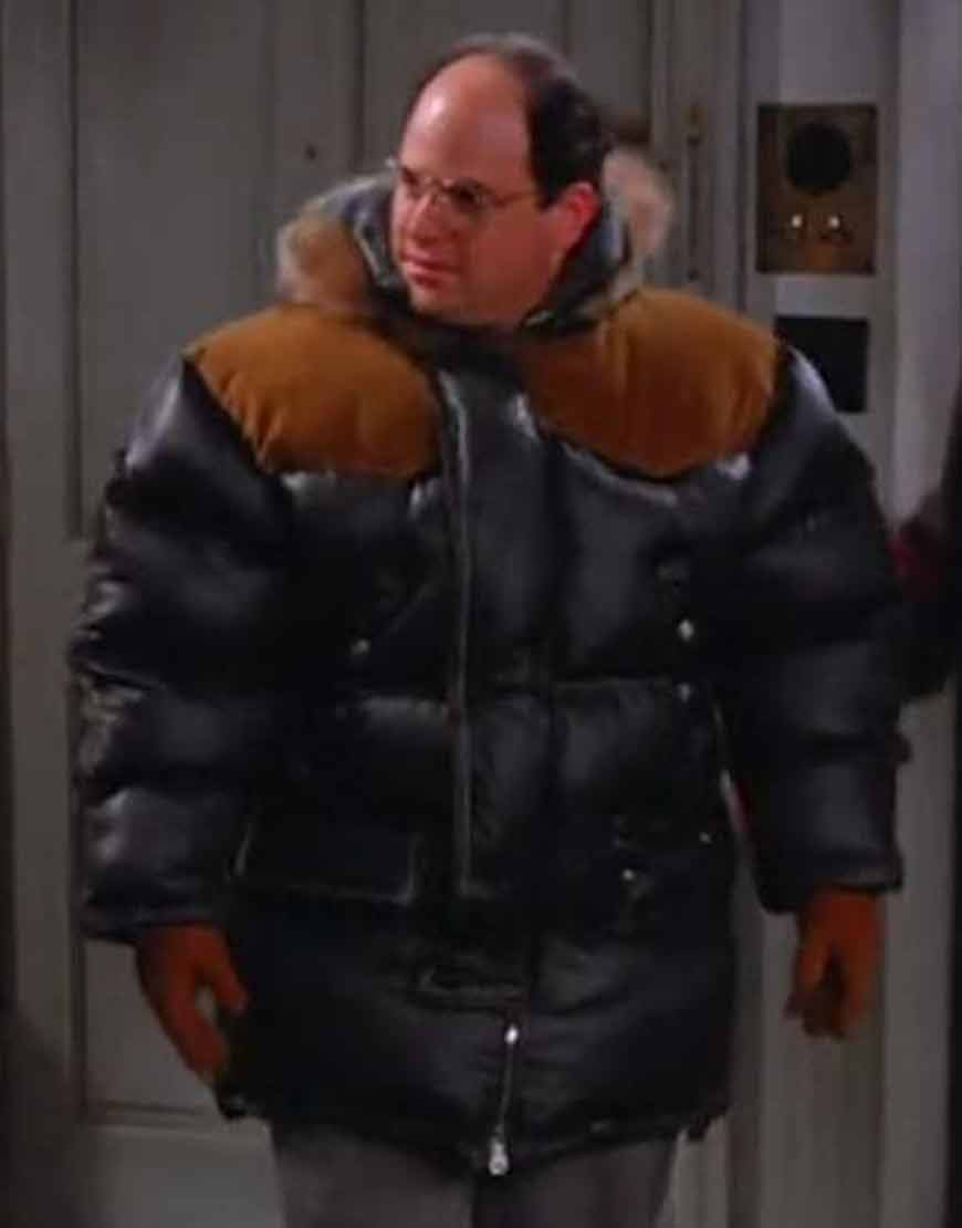 Seinfeld-Puffer-Quilted-Jacket-With-Hood
