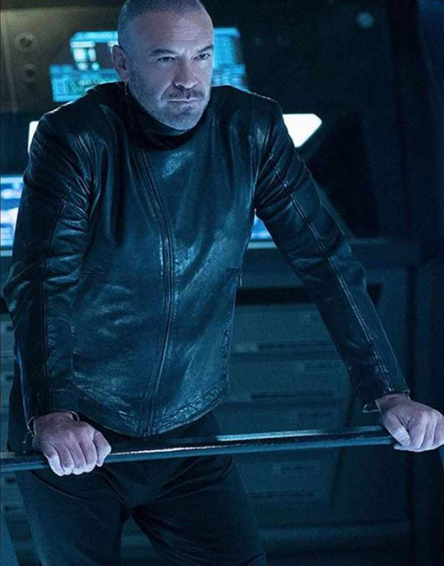 Star-Trek-Discovery-Alan-Van-Sprang-Leather-jacket