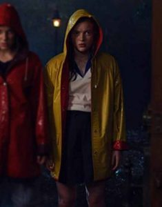 Stranger-Things-Max-Mayfield-Yellow-Hooded-Jacket