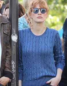 The-355-Jessica-Chastain-Sweater