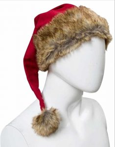 The-Christmas-Chronicles-2-Santa-Claus-Hat