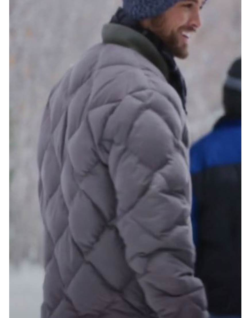 The-Christmas-Listing-Travis-Burns-Chad-Everett-Grey-Puffer-Jacket