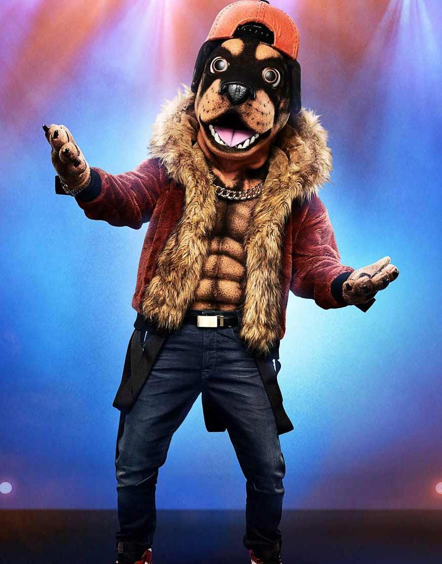 The-Masked-Singer-S02-Rottweiler-Jacket