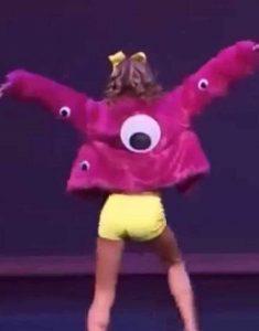 The-Monsters-Dance-Moms-Pink-Fur-Jacket