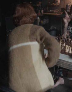The-Queen's-Gambit-Beth-Harmon-Brown-Sweater