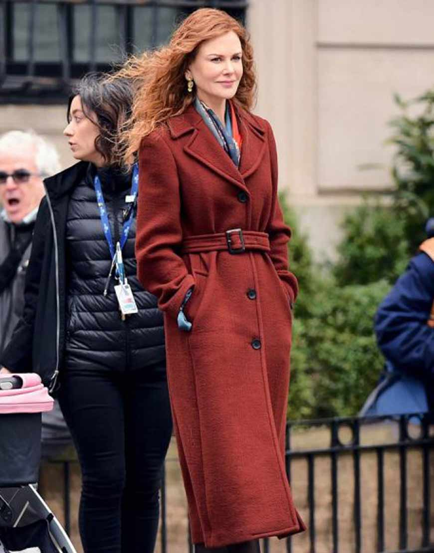 The-Undoing-Grace-Sachs-Brown-Trench-Coat