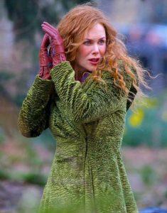 The-Undoing-Grace-Sachs-Green-Long-Trenh-Coat