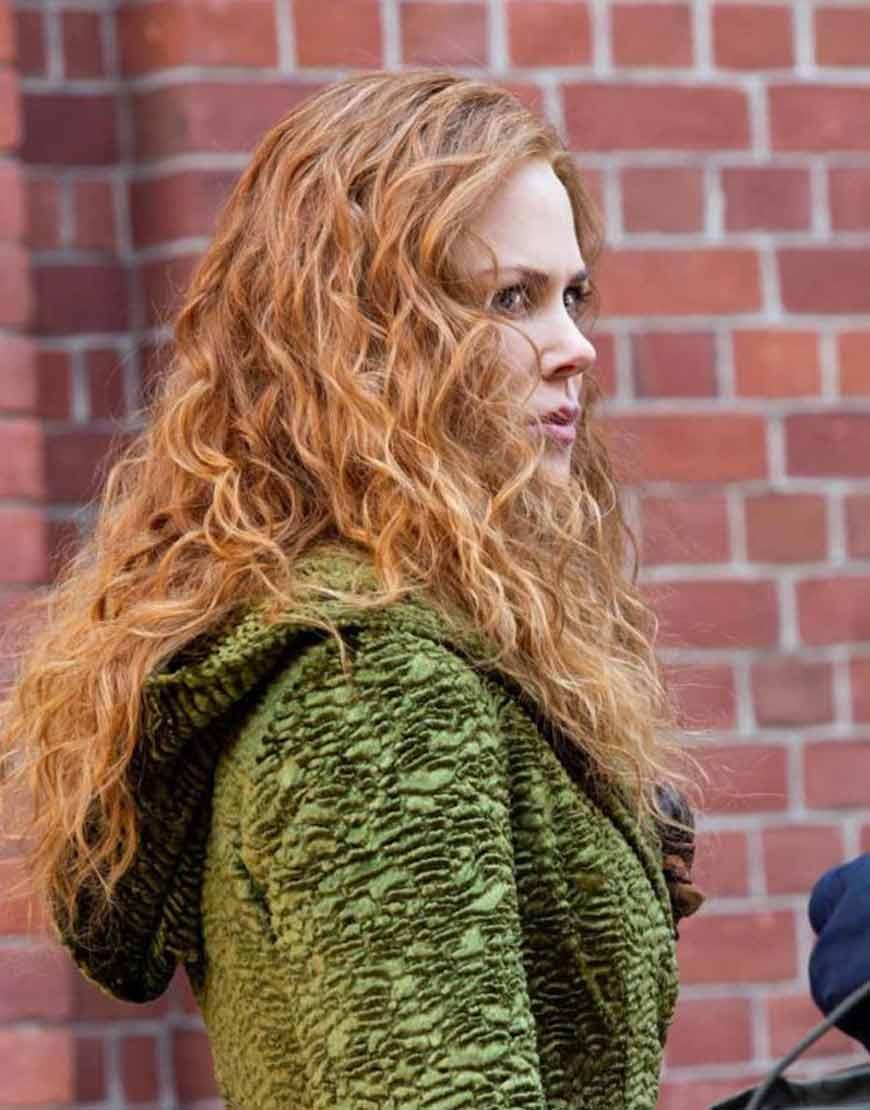 The-Undoing-Green-Coat-Of-Nicole-Kidman