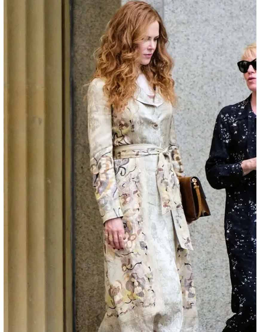 The-Undoing-Nicole-Kidman-Floral-Prunted-Coat