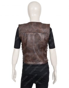 The Walking Dead Danai Gurira Michonne Vest
