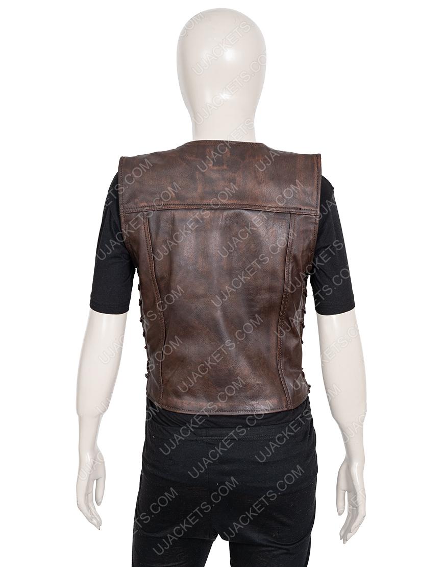 The Walking Dead Danai Gurira Michonne Vest