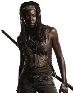 The-Walking-Dead-Michonne-Danai-Gurira-Vest