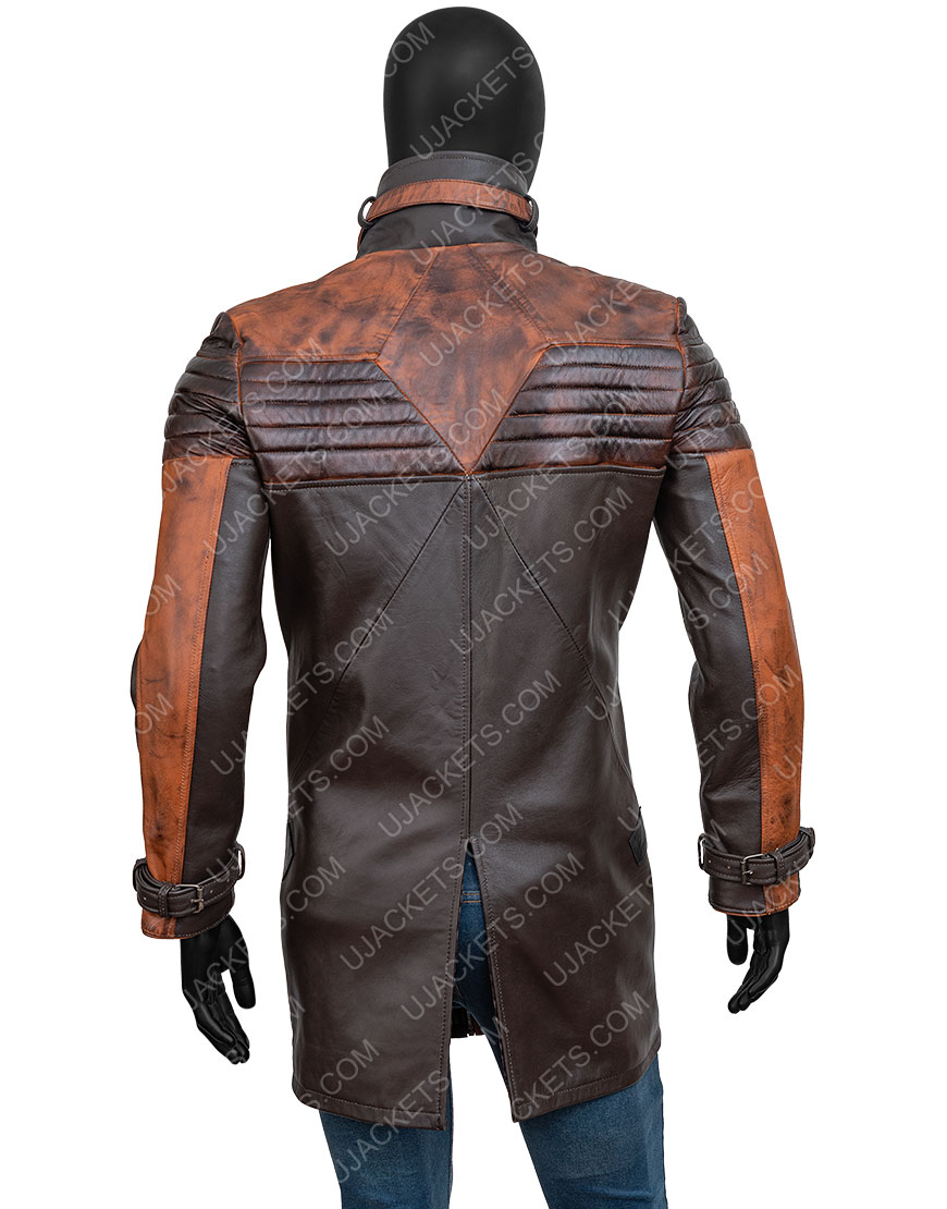 Videogame Watch Dogs 3 Legion Aiden Pearce Coat