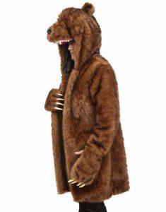 Workaholics-Bear-Brown-Fur-Coat