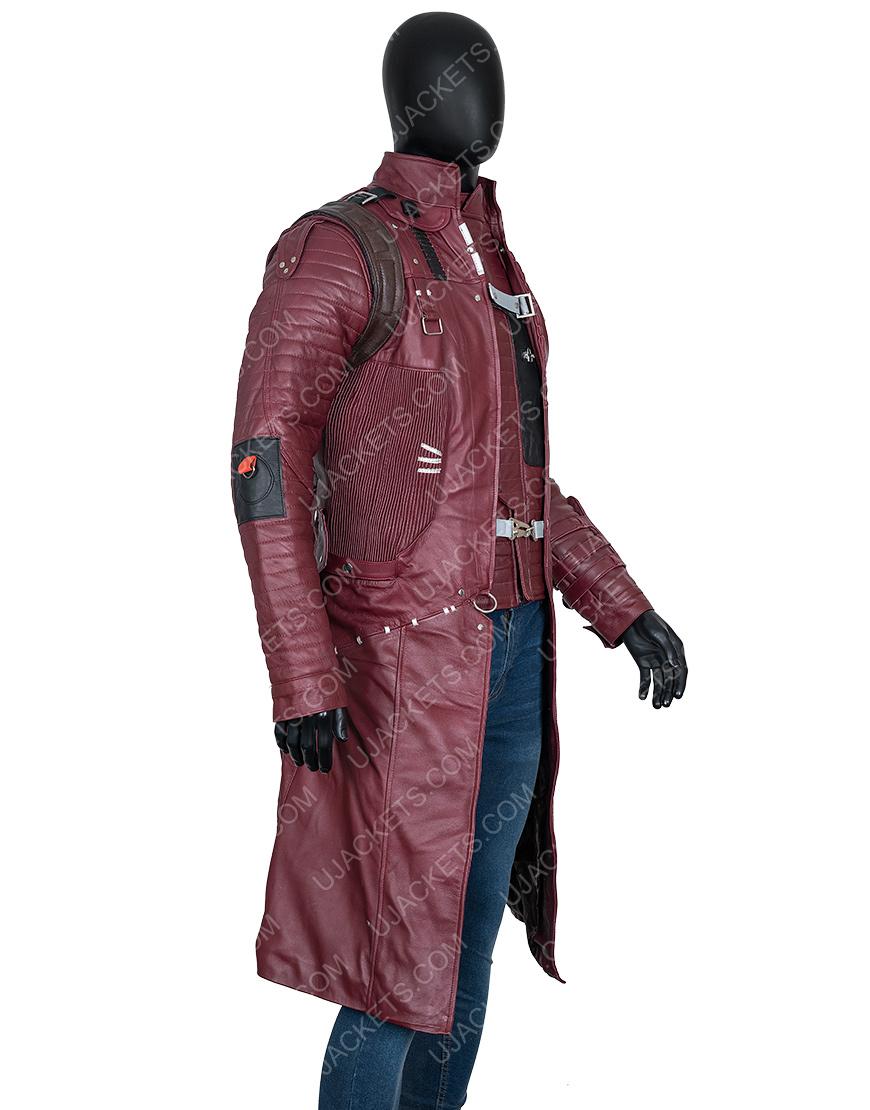 Yondu Guardians Of The Galaxy Vol 2 Trench Coat