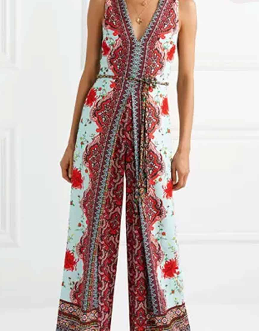 the-bold-and-the-beautiful-Hope-Logan-Floral-Jumpsuit