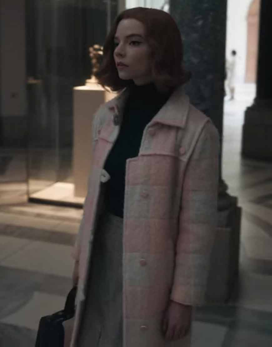 the-queens-gambit-anya-taylor-joy-pink-box-coat
