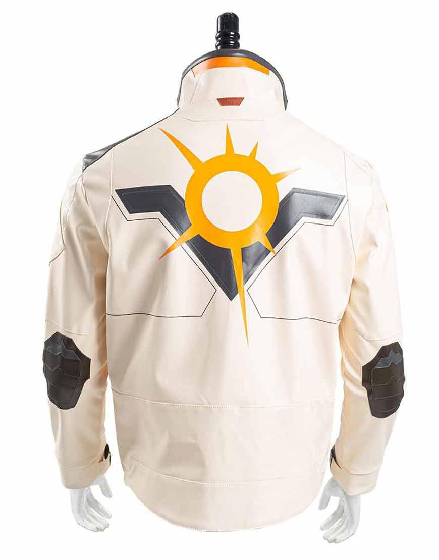 valorant-game-Leather-Jacket