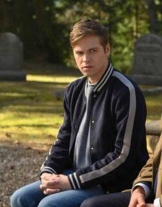Alexander-Calvert-Supernatural-S15-Belphegor-Bomber-Jacket