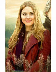 Alexandra-Breckenridge-Virgin-River-S02-Red-Jacket