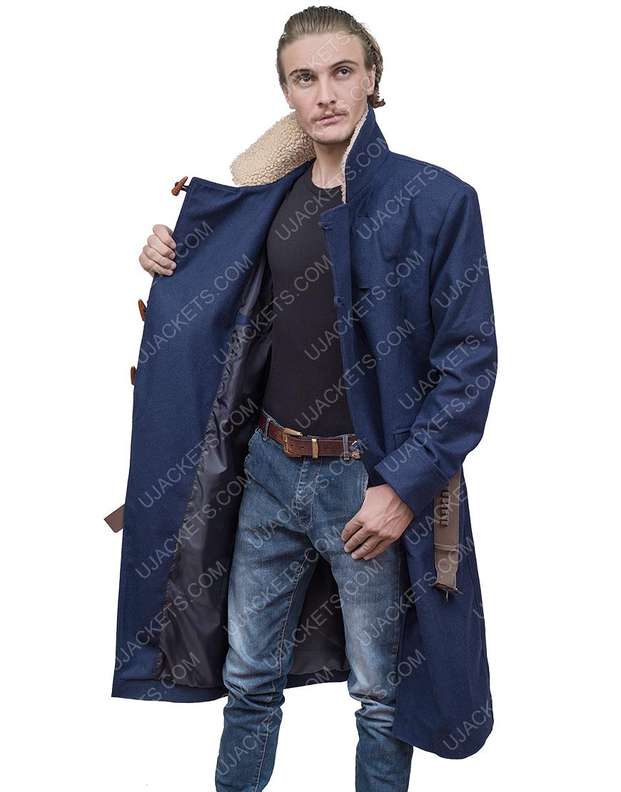 Arthur Morgan Red Dead Redemption Blue Coat