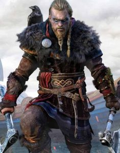 Assassin's-Creed-Valhalla-Eivor-Leather-Coat
