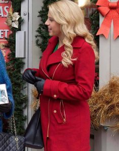 Candace-Livingstone-Entertaining-Christmas-Red-Coat