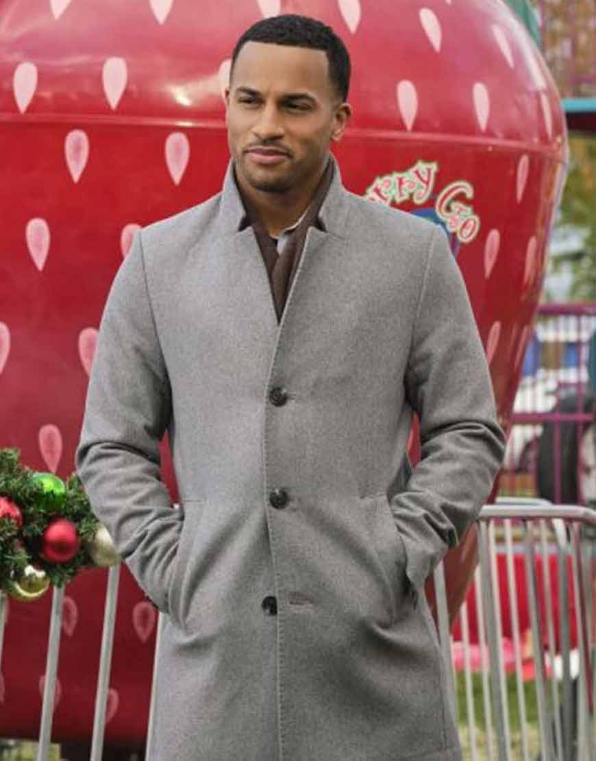 Christmas-Comes-Twice-Michael-Xavier-Grey-Wool-Blend-Coat