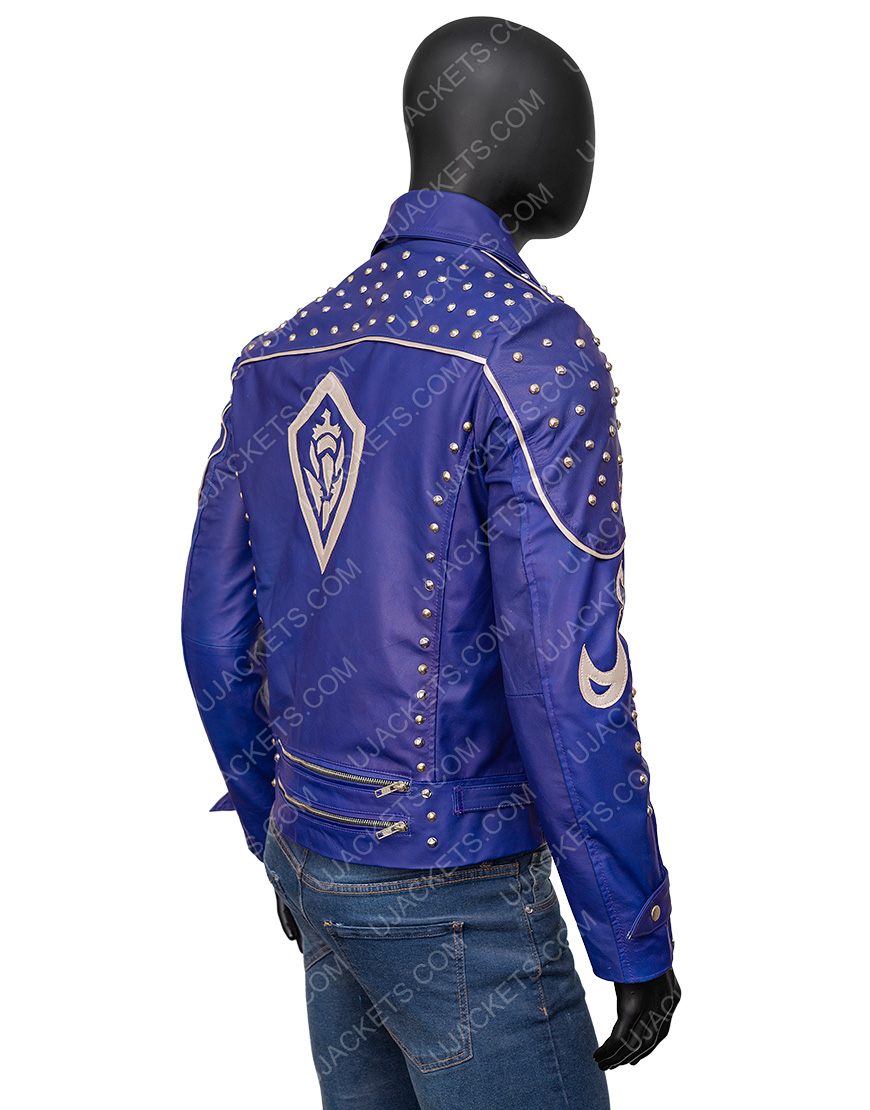 Descendants 2 King Ben Leather Jacket