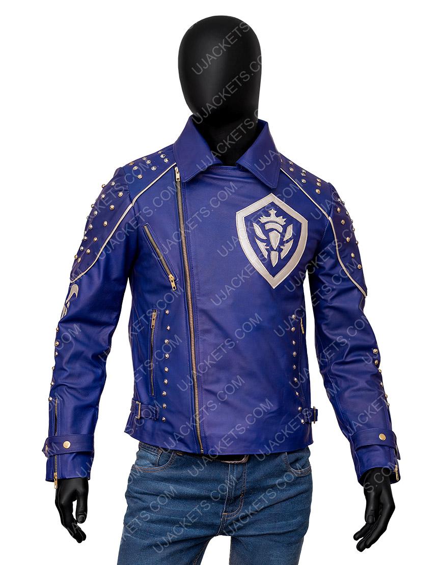 Descendants 2 King Ben Studded Jacket