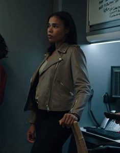 FBI-Most-Wanted-Roxy-Sternberg-Brown-Leather-Jacket