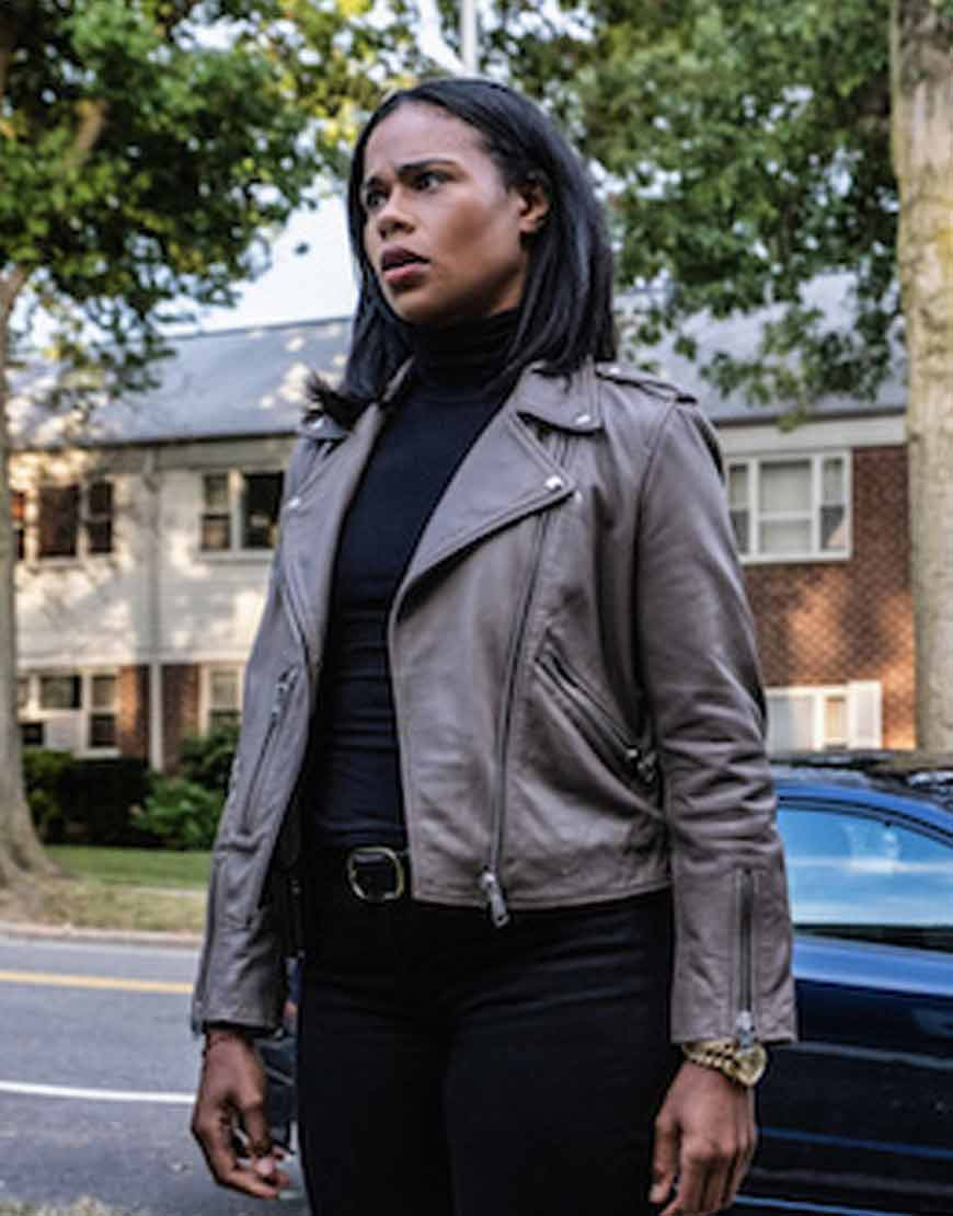 FBI-Most-Wanted-Roxy-Sternberg-Leather-Jacket