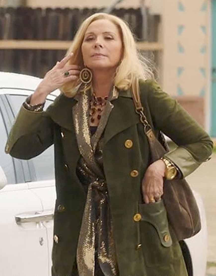 Filthy-Rich-Margaret-GreenSuede-Coat