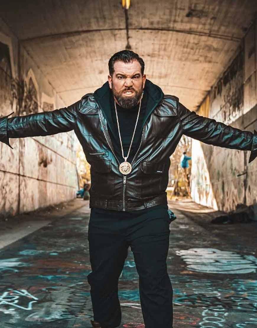 Godmothered-Bruce-Soscia-Black-Leather-Jacket