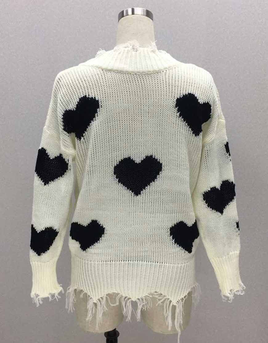 I-Hate-Suzie-Billie-Piper-Heart-Woolen-Sweater
