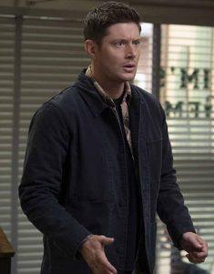 Jensen-Ackles-Supernatural-Dean-Winchester-Season-15-Black-Jacket