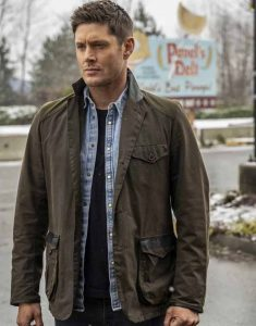 Jensen-Ackles-Supernatural-S15-Dean-Winchester-Cotton-Jacket