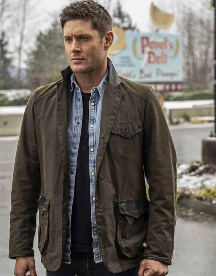 Jensen-Ackles-Supernatural-S15-Dean-Winchester-Cotton-Jacket