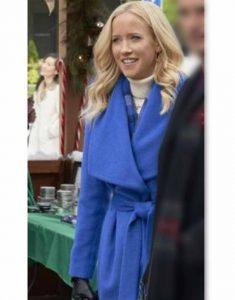 Jessy-Schram-A-Nashville-Christmas-Carol-Blue-Coat