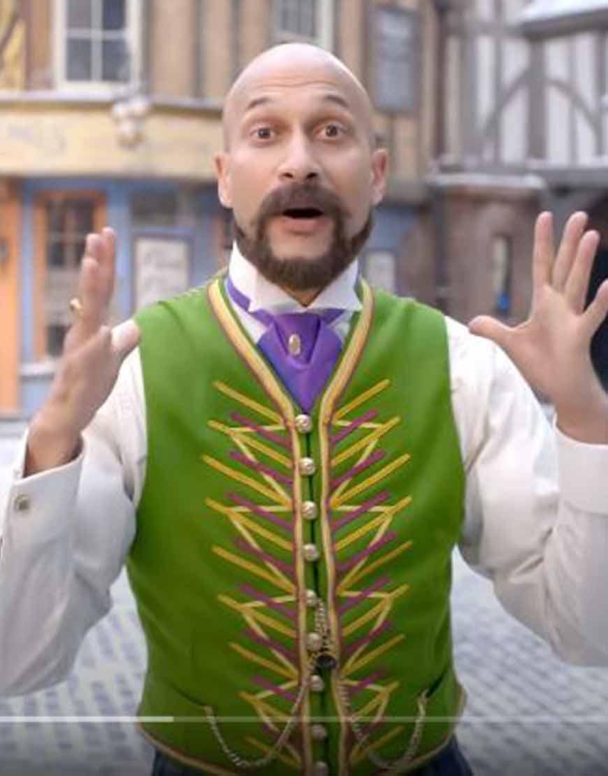 Jingle-Jangle-Keegan-Michael-Key-Green-Vest