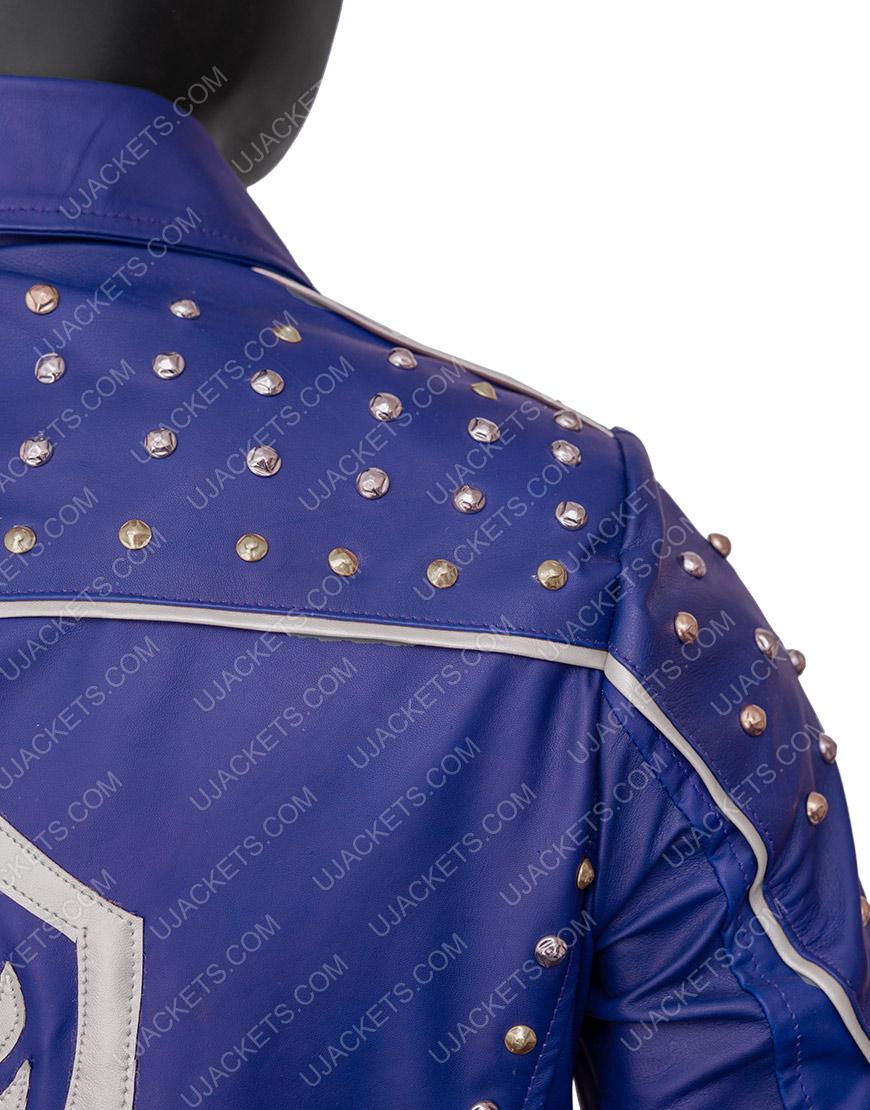 King Ben Disney Descendants 2 Mitchell Hope Studded Jacket