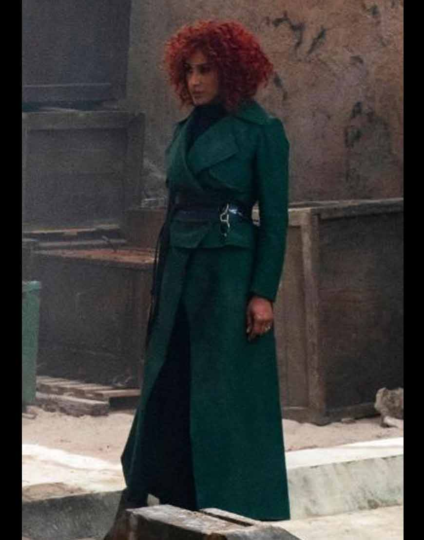 Lara-Rossi-The-Watch-Long-Green-Coat