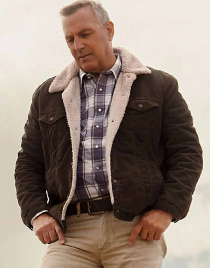 Let-Him-Go-Kevin-Costner-Brown-Jacket