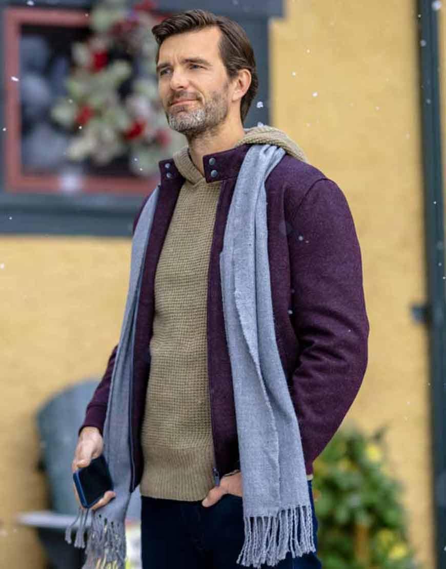 Lucas-Bryant-The-Angel-Tree-Purple-Jacket
