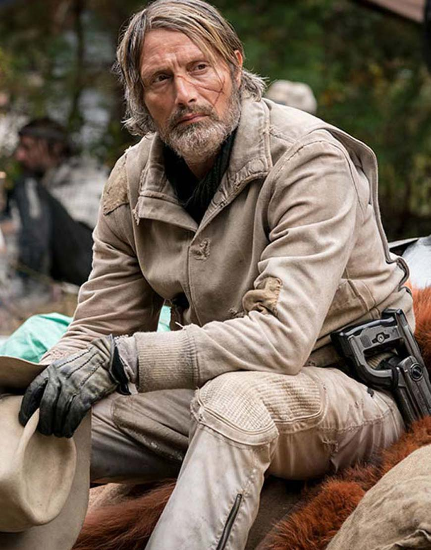 Mayor-Prentiss-Chaos-Walking-Mads-Mikkelsen-Fur-Collar-Jacket