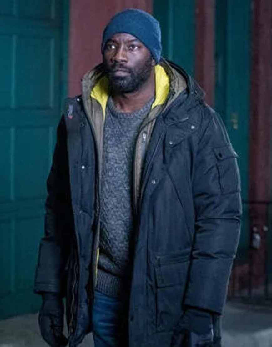 Mike-Colter-Monsterland-Brian-Cooke-Hoodie-Jacket