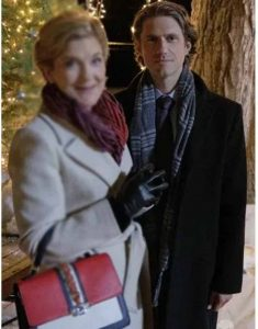 One-Royal-Holiday-Aaron-Tveit-Black-Coat